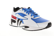 Fila Mindblower 1RM00566-430 Mens Azul Blanca Casual LOW TOP SNEAKERS Zapatos