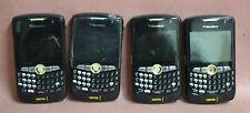BlackBerry Curve Model 8350i Nextel Smartphone Black Color Cell Phone For Parts