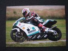 Photo DeGraaf GP Team Honda 125 2002 #11 Haruchika Aoki (JAP) Dutch TT Assen