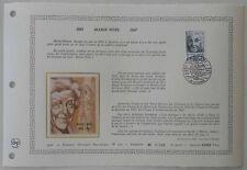 Document Artistique DAP 319 1er jour 1978 Marie Noël Marie-Mélanie Rouget