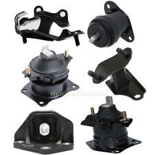 6pcs Engine Mount Kit for 2003-2007 Honda Accord V6 3.0L Automatic Transmission