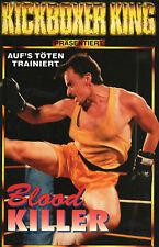 Blood Killer DVD Large Hardbox AVV Godfrey Ho Kung Fu Martial Arts