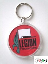 PORTE CLES KEYRINGS LEGION ETRANGERE FRANCE 45 mm
