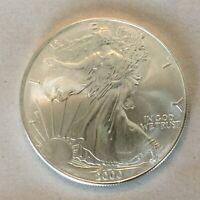 2000 American Eagle Silver Dollar 1oz. .999 Super Brilliant Uncirculated