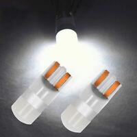 12V 6000K T10  W5W 3030 SMD LED Canbus Width Light Bulb White Interior Lamp
