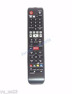 Samsung HOME-THEATER/BD/TV Remote AH59-02402A HTE4500ZA HTE6730WZA HTE5500WZA