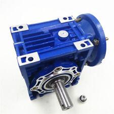 NMRV030 Worm Gear Speed Reducer Ratio 10:1 56B14 for  Stepper Motor 1400r/min