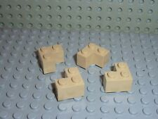 Brique d/'angle TAN Brick 2 x 2 Corner 2357 LEGO Set 7194 71006 9516 7571 4842