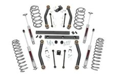 "Jeep Wrangler TJ 4"" Suspension Lift Kit 2003-2006"