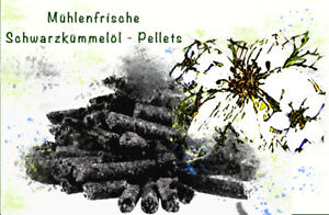 Mill-fresh black cumin oil pellets 15 kg pets and farm animals such as horses..