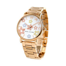 2018 NEW Marc Jacobs Classic Rose Gold-Tone Analogue Women's Watch MJ3580
