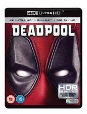 Deadpool 4K REGION FREE BLU RAY *NEW & SEALED*