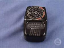 General Electric Model 8DW58Y4 Light Meter - 9775