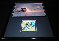 Ryan Newman Signed Framed 11x14 Photo Display