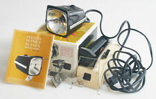 VINTAGE CINE/MOVIE HOT LIGHT WITH HANDLE IN ORIGINAL BOX