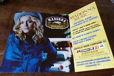 MADONNA - Plan média / Press kit !!! MUSIC - NOUVELLE VAGUE !!!