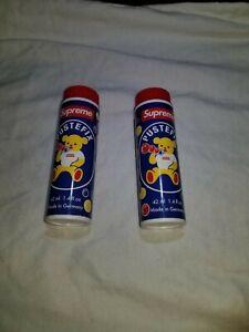 SHIPS ASAP Supreme Pustefix Soap Bubbles 1.4oz (42ml) [1 FOR $15 || 2 FOR $25]