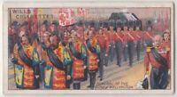 1852 Duke Of Wellington Funeral 100+ Y/O Ad Trade Card