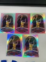 2019-20 Panini Chronicles ANTHONY DAVIS MARQUEE #260 BASE+PINK LA LAKERS