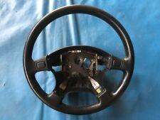 Rover 600 Black Leather Steering Wheel