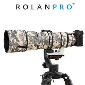 ROLANPRO Nylon Waterproof Rain Cover for Sony FE 200-600mm F5.6-6.3 G OSS Case