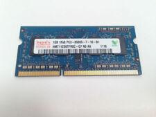 Memoria RAM DDR3 SDRAM Hynix per prodotti informatici Capacità 1GB