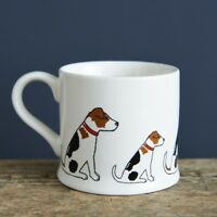 Sweet William JACK RUSSELL Dog Mug | Great Gift for Terrier Lovers | FREE P&P