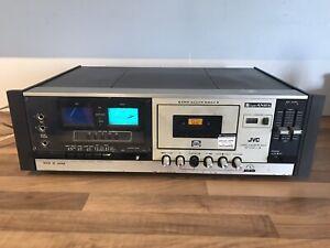 JVC KD-S200 Mark II Stereo Cassette Deck Rare Vintage 1977