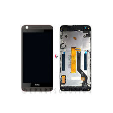 Black HTC Desire 626S LCD Touch Screen w/ Frame Assembly Replacement Part USA