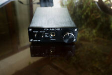 X6 USB DAC Coaxial /Optical Digital to Analog Converter Headphone Amp
