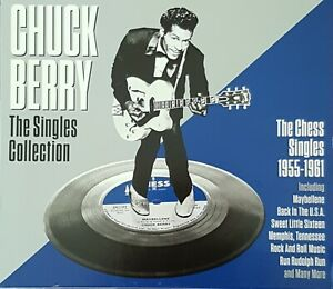 CHUCK BERRY Singles Collection 2CD - NEW sealed original Chess Singles 1955 1961