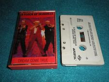 A FLOCK OF SEAGULLS - Dream Come True VERY RARE version cassette tape
