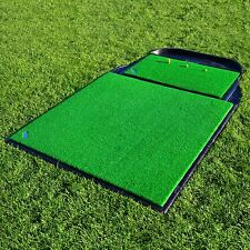 FORB Pro Driving Range Golf Practice Mat (Stance & Hitting Mat) (Fairway grass)