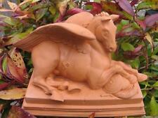 Classical Style Pegasus Terracotta finish