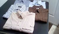 Lot of 5 mens shirts size XL. Pre-owned in excellent condition