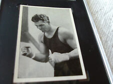 1933   JACK  DEMPSEY   TRUMPF    SGC  80    # 1    FIRST  CARD  IN  SET   !!