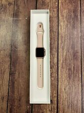 Apple Watch Series 1 Rose Gold/Pink 38mm (For Parts)