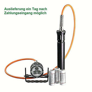 Tauchlampe ähnlich Riff TL CDL MK 3 o. Mares DCTS XR Tanklampe+Akku+Ladegerät