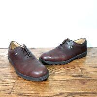 Footjoy Club Professionals Men's Golf Shoes Size 11, Chocolate, 57005