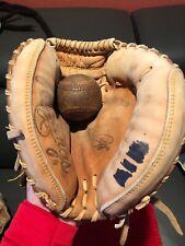 Rawlings RCM30 Mike Piazza Lite Toe Baseball Catcher's Mitt Glove RHT