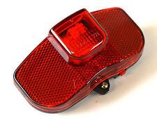 LED Fahrrad-Reflektor/Rückleuchte Rücklicht Fahrradrücklicht inkl.Batterie