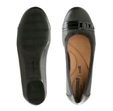 Clarks Kinzie Light Black Combination  - UK 6 - New In Box - Cheapest On Ebay!