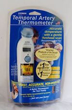 New Smart Glow EXERGEN Temporal Artery Thermometer Forehead Scanner TAT-2000C
