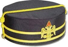 Masonic 32nd Degree (32SJC) Scottish Rite Cap New