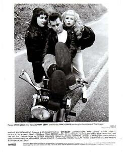 JOHNNY DEPP,TRACI LORDS,Cry Baby,f10778