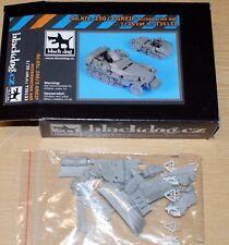 Sd.Kfz 250/3 Greif accessories set (DRAG) von Blackdog in 1/35
