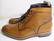Loake Rookes Brown  Boot 11 F - New Slight Seconds RRP £220 (3097)