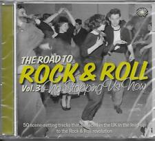 """""""The Road to Rock & Roll, Vol. 3 - No Stopping Us Now"""" 2013 Brand NEW/SEALED"""