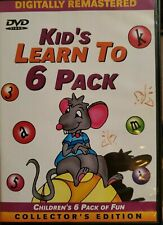 Kids Learn To (6 Pack) DVD
