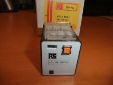FINDER RS 3PDT NON LATCHING RELAY WITH TEST BUTTON BRAND NEW 20 AVAILABLE